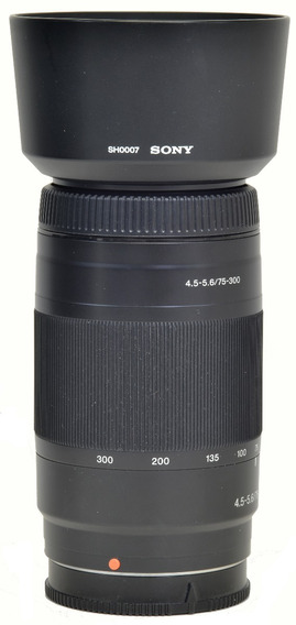 Objetiva Sony A 75-300mm 2175441