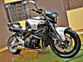 Suzuki B-king 1340 200cv Preparada E Remapeada Pela Motonil