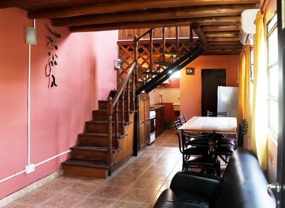 Alquiler Temporario De Casa, Mina Clavero