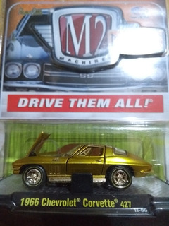 Corvette 427 1966 M2 Super Chase