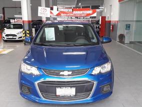 Chevrolet Sonic Lt Manual 2017