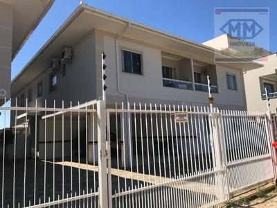 Apartamento Com 2 Dormitórios Para Alugar, 55 M² Por R$ 1.180/mês - Ingleses - Florianópolis/sc - Ap3430