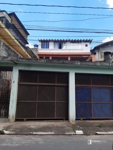 Casa Com 3 Dormitórios À Venda, 305 M² Por R$ 550.000,00 - Engenho Velho - Embu Das Artes/sp - Ca0548