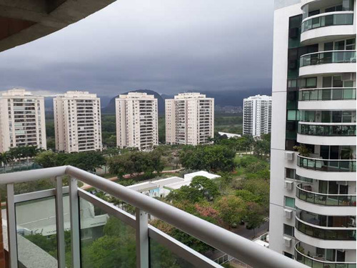 Imagem 1 de 14 de Apartamento-à Venda-barra Da Tijuca-rio De Janeiro - Svap20153