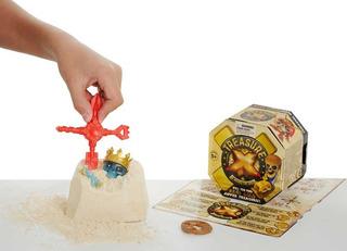 Treasure X Descubri El Tesoro Escondido 1 Fig Int 41519 Orig