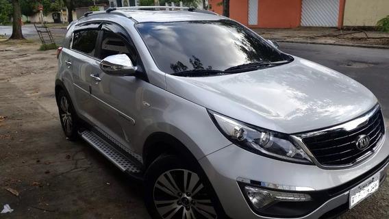 Kia Sportage 2.0 Lx 4x2 Flex Aut. 5p