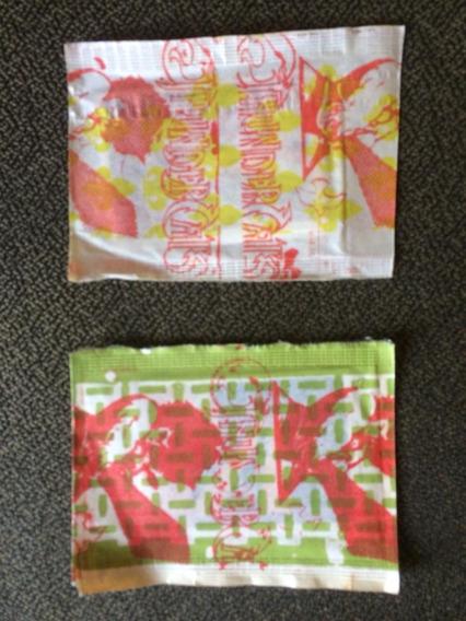 2 Envelopes Importados Dos Thundercats Anos 80