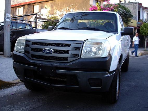 Ford Ranger Xl Mt 2011