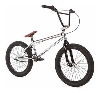 Bicicleta Bmx Fit Bike Co Trl Profesional ¡cromo! Cromada