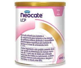 Neocate Lcp (20 Latas Disponivel)