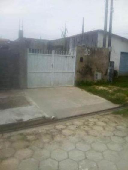 Vendo Boa Casa Perto Da Rodoviária Em Itanhaém - 5479   Npc