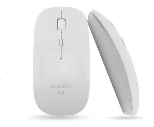 Mouse Ratón Negro Bluetooth 3.0 Tipo Mac