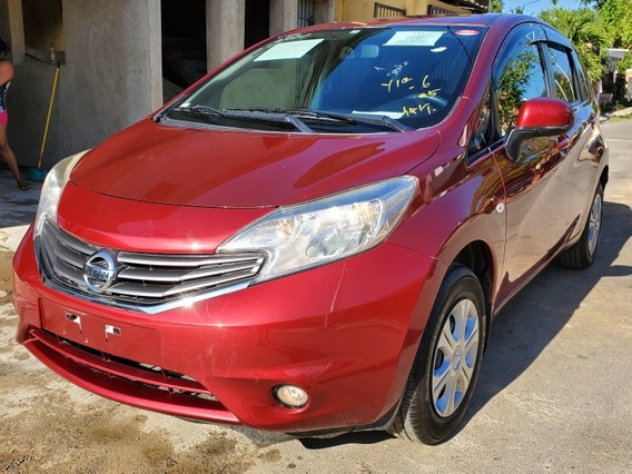 Nissan Note 4x4 La Full Inicial 135,000
