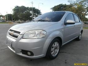 Chevrolet Aveo Ls - Automatico