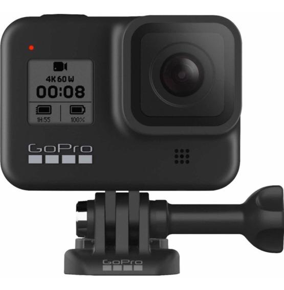 Câmera Digital Gopro Hero 8 Black 12 Mp Wi-fi 4k Original