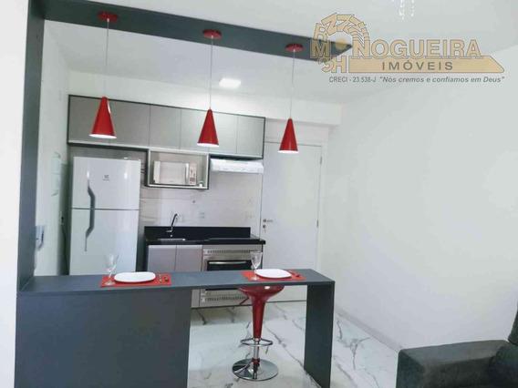 Apto Mobiliado No Studio Condomínio Cidade Maia - 3572