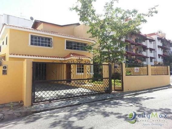 Vendo Bella Casa En Arroyo Hondo 3 Hab