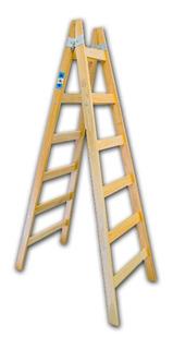 Escalera Pintor Reforzada 6 Escalones Pintumm