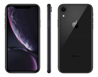 Apple iPhone Xr Black 128gb Novo Nota Fiscal Nacional