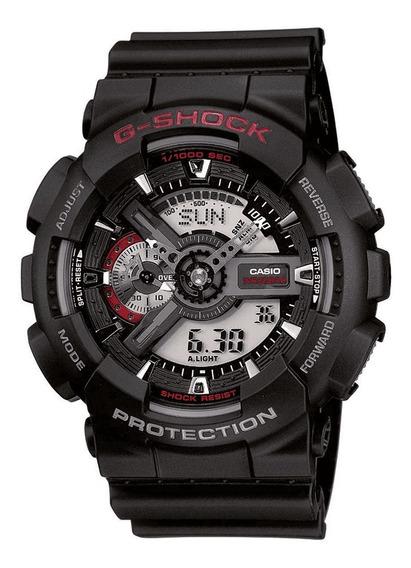 Relógio Masculino Casio G-shock Ga-1101adr + Brinde