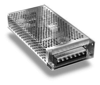 Fuente 24v 5a Switching Powerswitch Ip20 Metalica Tira Led