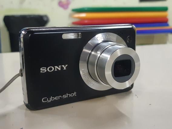 Câmera Digital Sony Cybershot Dsc W220 12.1 Megapixels 4gb