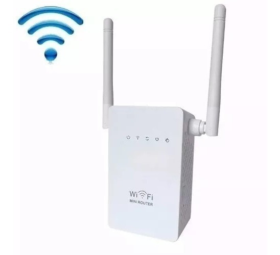 Repetidor Sinal Wifi Wireless Expansor Roteador 1200mbps