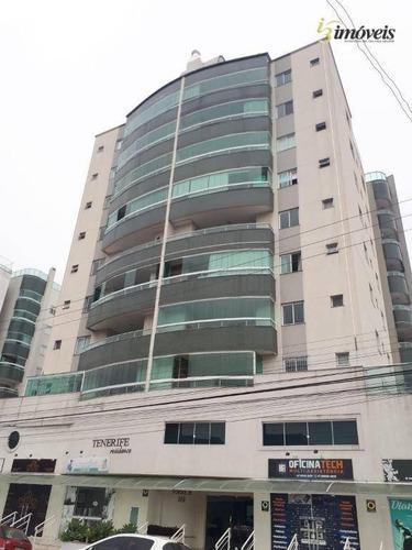 Tenerife Residence Apartamento Venda 03 Suítes Mobiliado Planejado 02 Vagas Itajaí - Ap1635