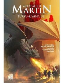 Livro Fogo E Sangue - Vol 1 - Suma George R. R. Martin
