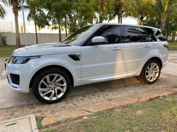 Land Rover Range Rover Sport 5.0l Hse Dynamic At 2019