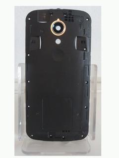 Carcaça Traseira Com Lente Câmera Moto G2 Xt1068 Xt1069