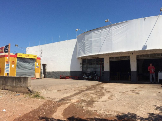 Barracao Comercial / Industrial Para Venda - 17544