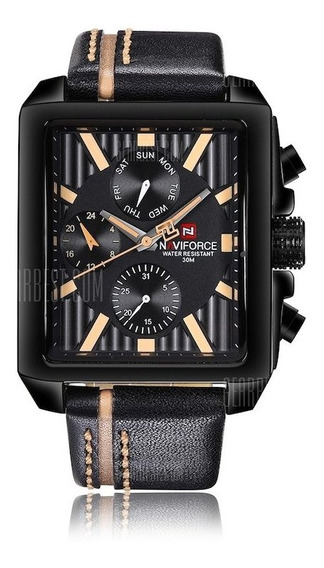 Relógio Masculino Naviforce Nf9111
