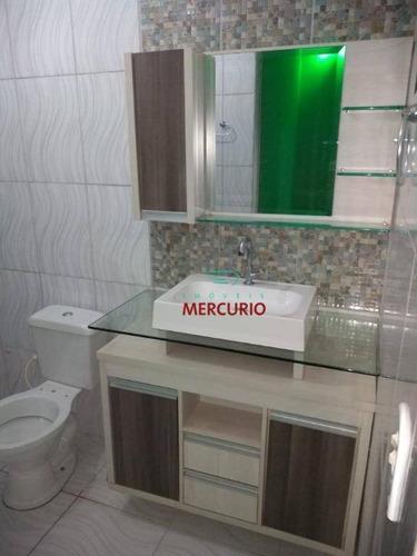 Casa Com 3 Dormitórios À Venda, 115 M² Por R$ 140.000,00 - Parque Jaraguá - Bauru/sp - Ca1468