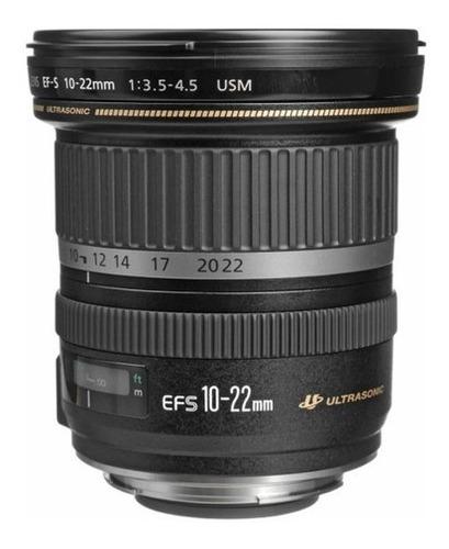 Imagem 1 de 3 de Mlb - Lente Canon Ef-s 10-22mm F/3.5-4.5 Usm* -