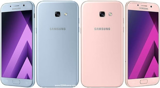 Samsung A5 2017 A520f Duos Android 16mpx 32gb4g Lte