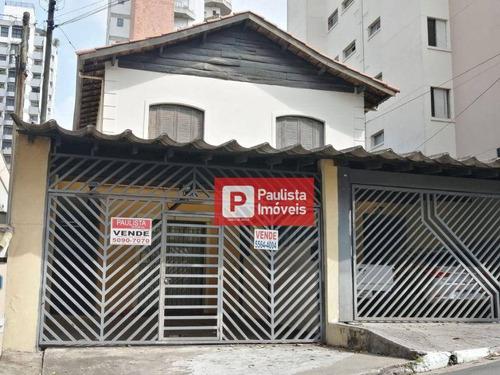 Imagem 1 de 19 de Sobrado À Venda, 280 M² Por R$ 1.200.000,00 - Vila Mascote - São Paulo/sp - So4625