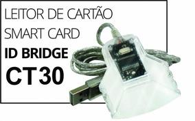 Leitor De Cartão Idbridge Ct30 Gemalto - Certificado Digital
