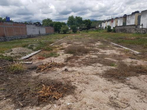 Imagen 1 de 2 de Terreno En Venta Yautepec Centro