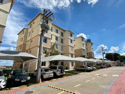 Apartamento Jardim São José 2 Dormitórios Próximo A Rodovia Santos Dumont - Ap044 - 69276827