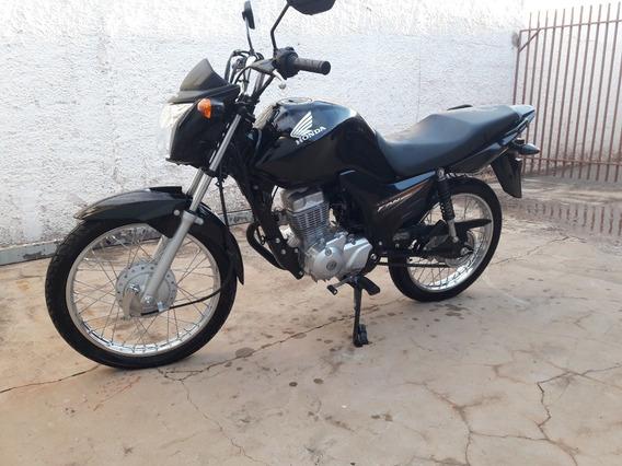 Moto Cg Fan 125i