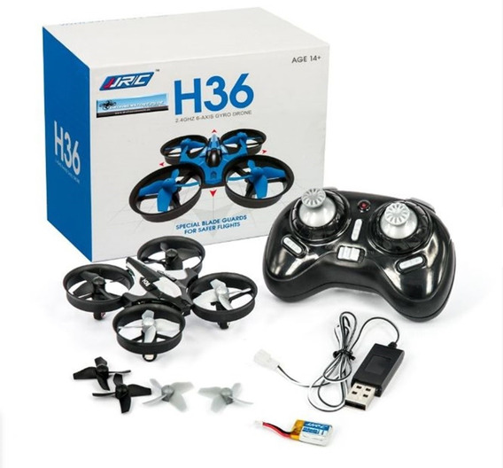 Mini Drone Eachine E010 Jjrc H36 Ufo