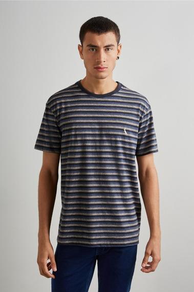 Camiseta Ft Mescla Fil A Fil Reserva