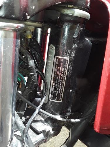 Imagem 1 de 9 de Honda Cb 450tr