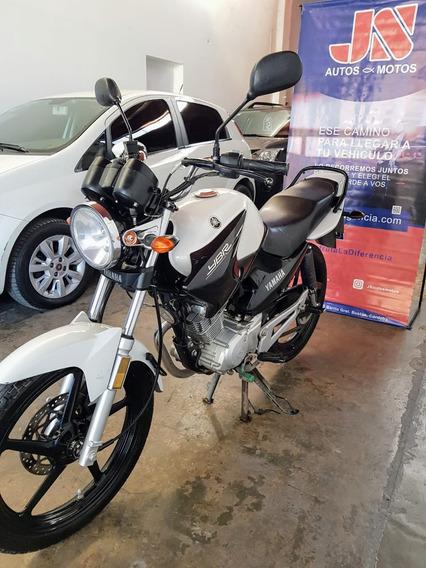 Yamaha Ybr 125 2017 Oportunidad