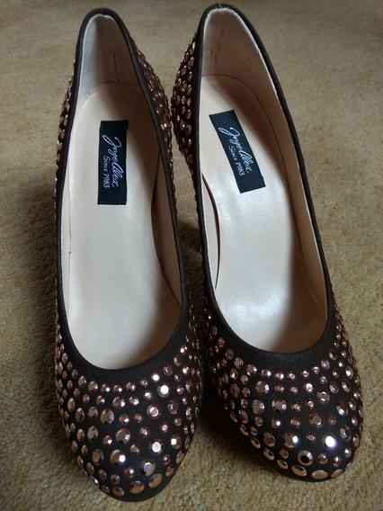 Sapato Scarpin Jorge Alex - Novo - N 33