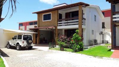 Casa Em Praia De Buzios, Nísia Floresta/rn De 214m² 3 Quartos À Venda Por R$ 350.000,00 - Ca210503