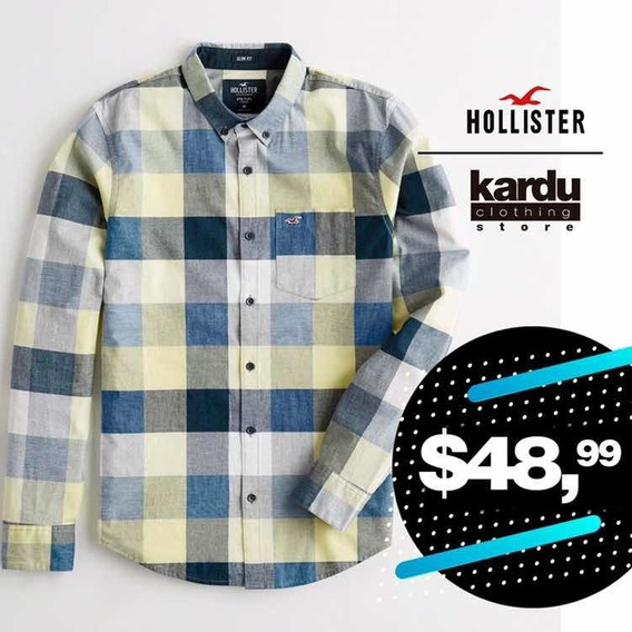 Camisas Y Polos Hollister Y Oneill