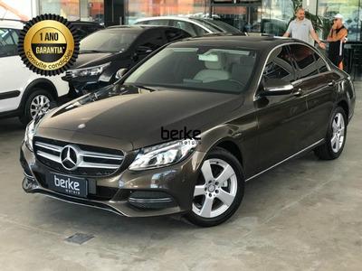 Mercedes-benz C200 Avantgarde 2.0 Tb 16v 184cv Aut.