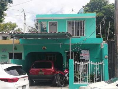 Vendo Casa En Puerto Progreso A 4 Cuadras De Playa